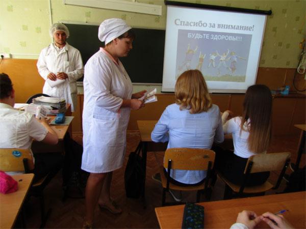 Всероссийская акция «Стоп ВИЧ/СПИД».